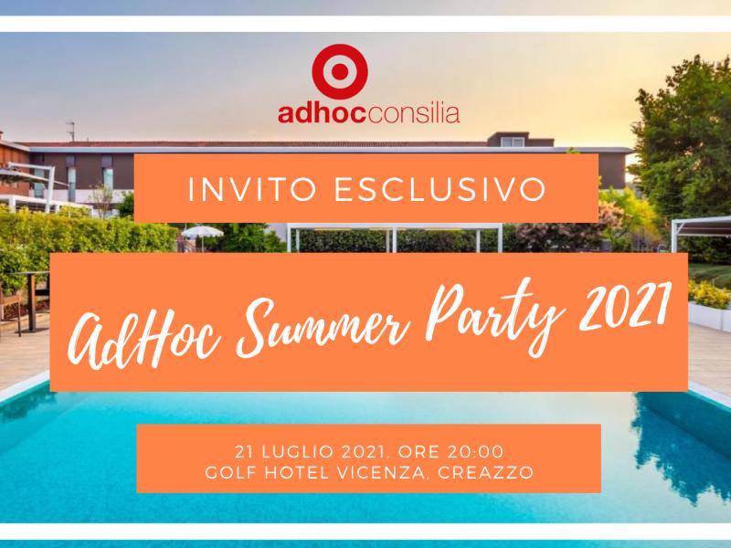 AdHoc Summer Party 2021